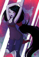 Marceline The Vampire Queen by Indy-Lytle