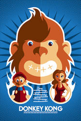 Donkey Kong by Indy-Lytle