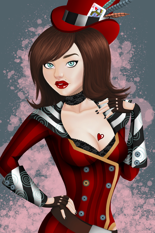 Mad Moxxi by Indy-Lytle