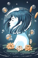 Breathing Underwater by Indy-Lytle