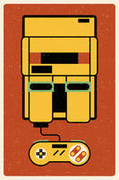 Snes by Indy-Lytle