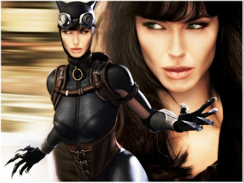 The same angelina jolie as catwoman have thought