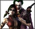 IGaU_stamp_HarleyJoker by EvilMaybe