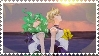 HaruMichi Forever stamp by EvilMaybe