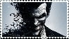 Joker stamp by EvilMaybe