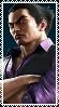 TBV  Kazuya Mishima  stamp by EvilMaybe