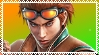 Hwoarang  stamp by EvilMaybe