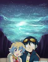 GL: Star Gazing by xPrincessSakurax