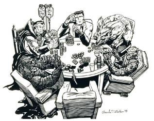 Monster-Poker-BW