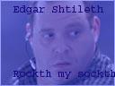 edgar shtileth by KAlmeida