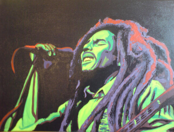 Bob marley commission by purposemaker