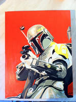 Boba Fett by purposemaker