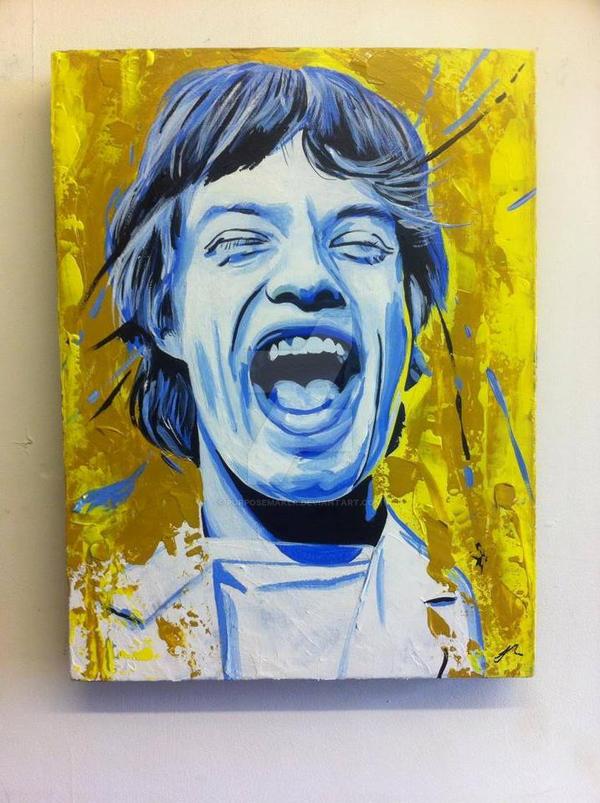 Jagger by purposemaker