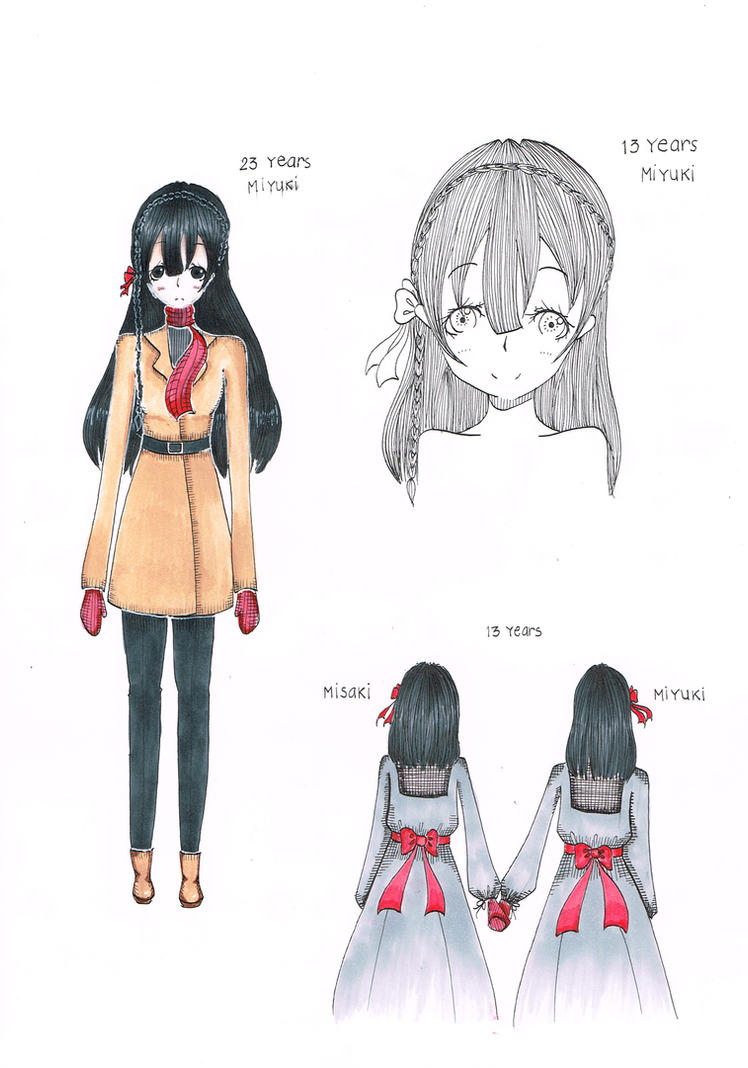 :. Yuki-chan .: by musiks-momi