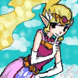 Princess of the Seas by Zeruda