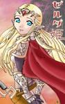 Legends of Knights- Zeruda