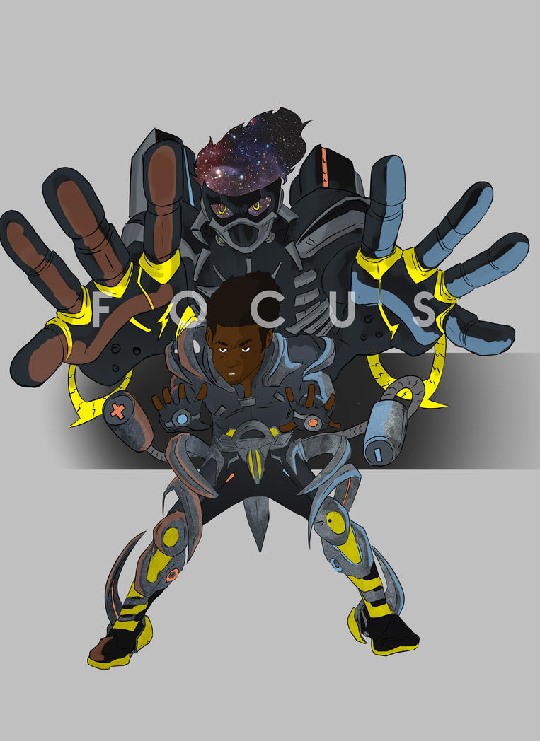 Focus Tech Guy practice by TheIronisT