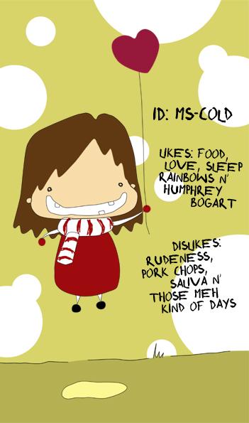 ms-cold's Profile Picture