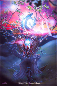 Tree of The Damned Spirits