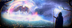 AirStrike - Archangel Encounter by Andromatonrecursion