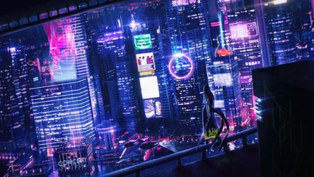 Bladepunk Legacy 2077