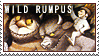 Wild Rumpus Stamp by wild-rumpus