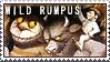 Wild Rumpus Stamp by wild-rumpus