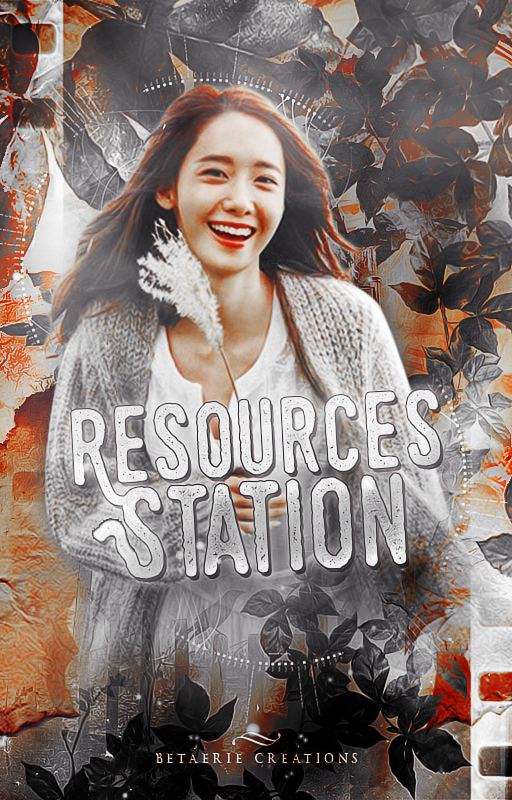 Resources Station by Senpaieonnie