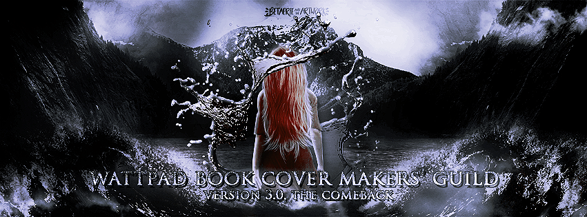 Wattpad Book Cover Copyright : Wattpad book cover makers guild banner by senpaieonnie on