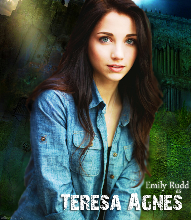 Teresa Agnes By Tofiepie On DeviantArt