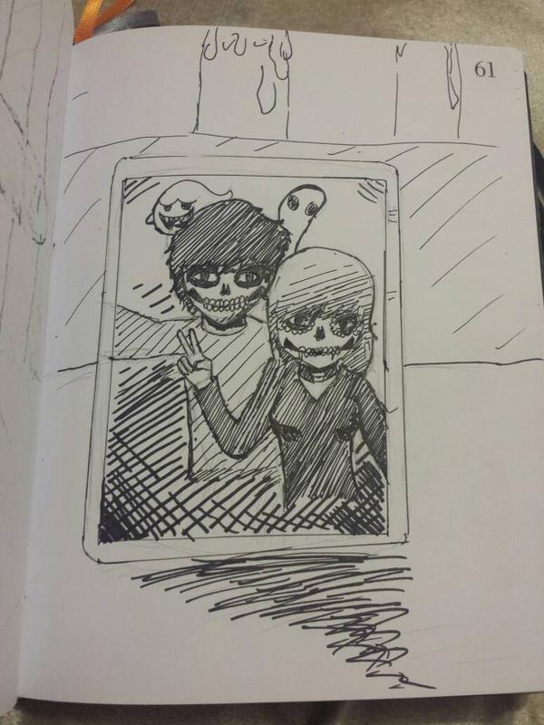 Dead friends -31. Friend by oxone