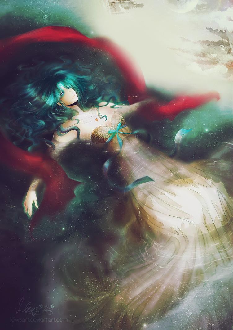 Empire // Michiru by LlewsArt