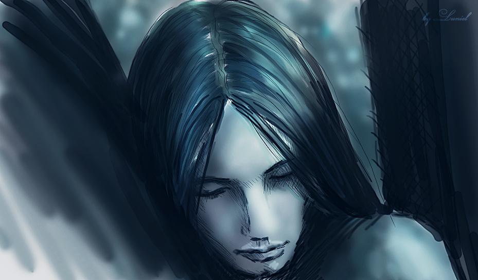 beautiful elf by SannyLunny