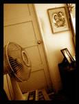 grandma's room.