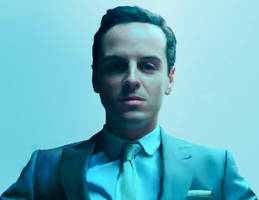 Andrew Scott - Moriarty by AlphBertillon