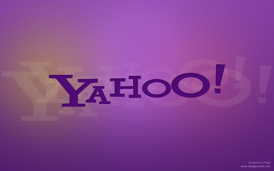 Yahoo Wallpaper by nag...
