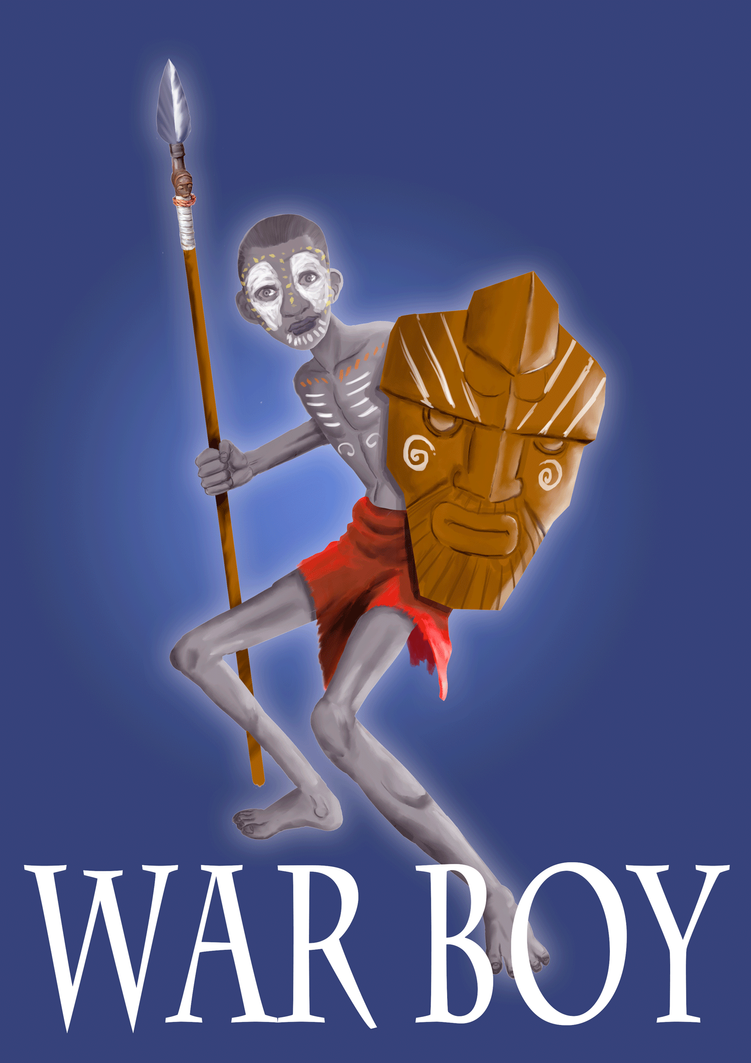 War Boy by bob-santiago