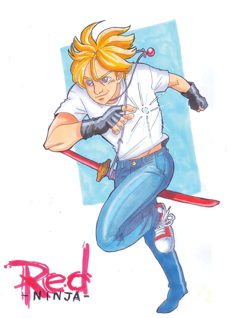 Ryan Higurashi by bob-santiago