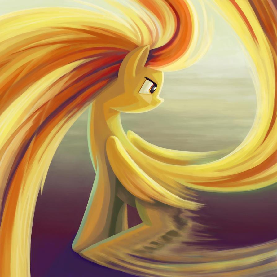 Spitfire by Dahtamnay