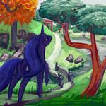 Canterlot Gardens 4