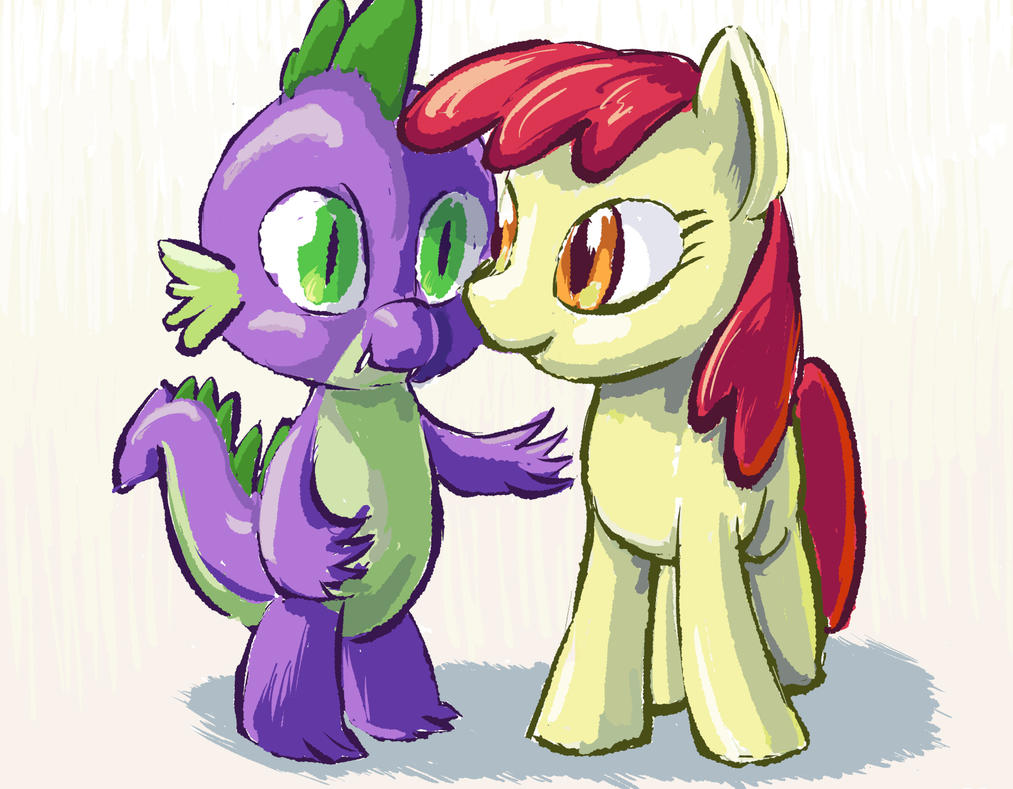 SpikeBloom by Dahtamnay
