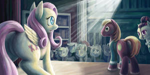 In the Spotlight by Dahtamnay
