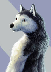 Doggo by Dahtamnay