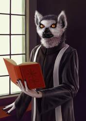 Lemur Priest by Dahtamnay