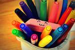 happy eraser