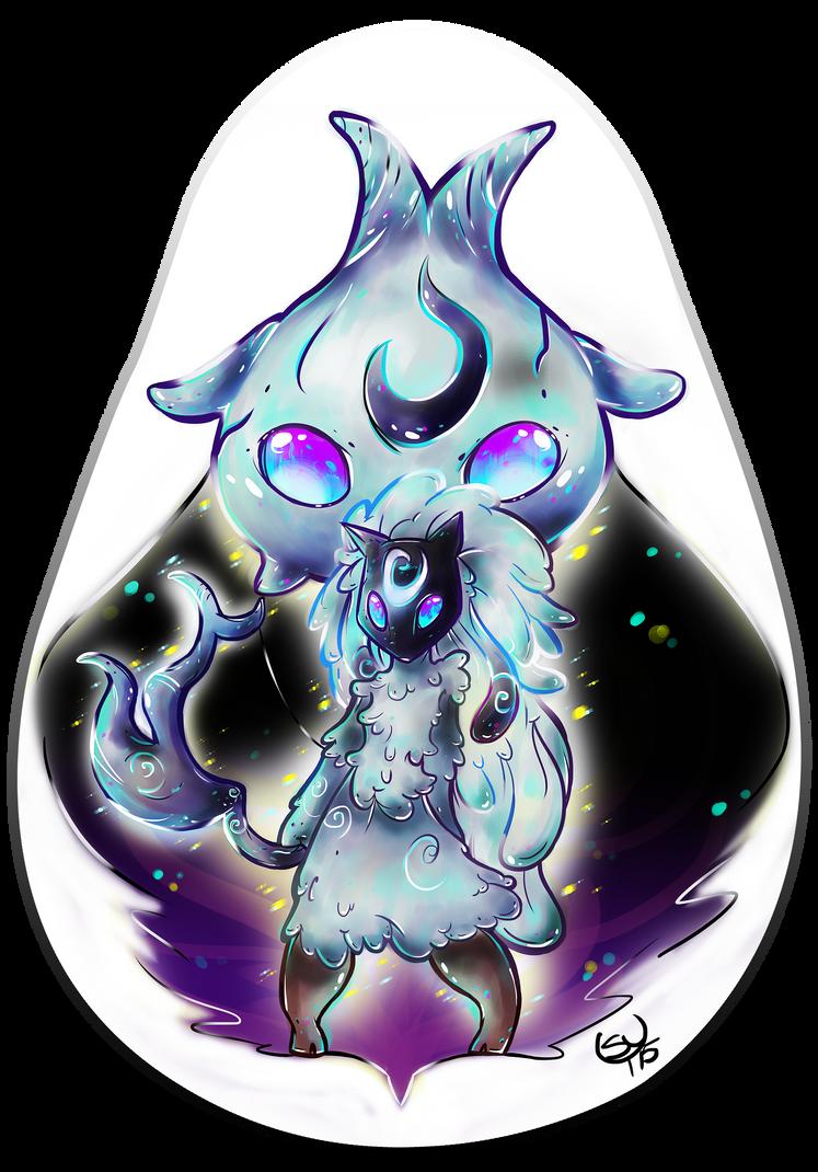Kindred Fanart [cute] by Seleyes