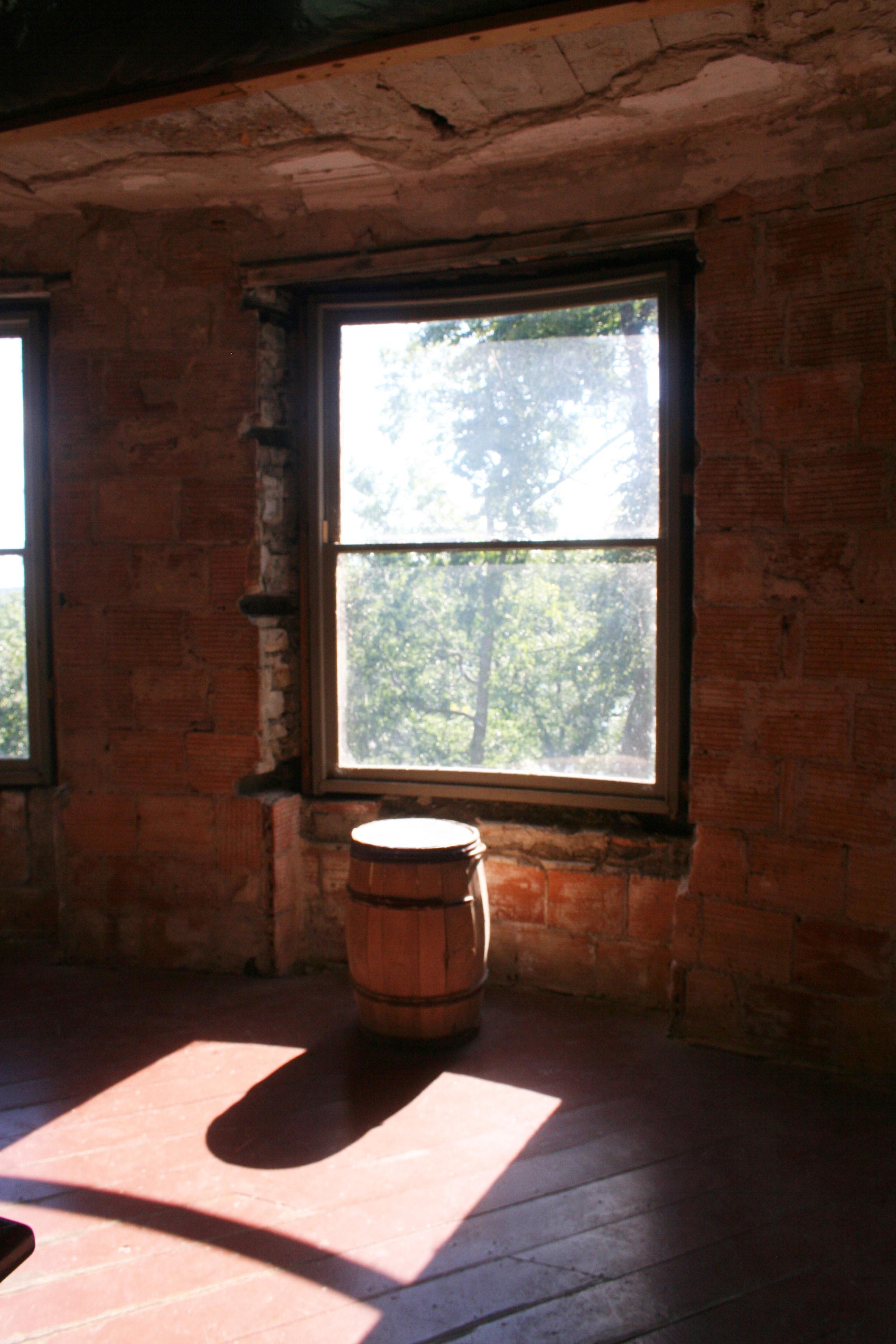 Barrel At Boldt Castle