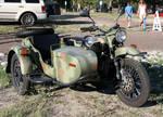 Russian Ural Motorcycle