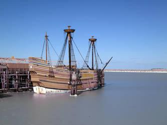 The Sojourn of  the Mayflower II by MensjeDeZeemeermin