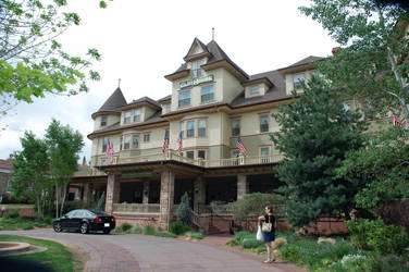 The Cliff House, Manitou Springs, Colorado, 2013